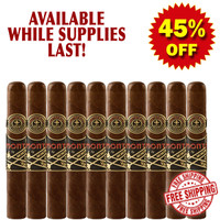 Monte by Montecristo and AJ Fernandez Robusto (4.25x54 / 10 PACK BLOWOUT) + FREE SHIPPING ON YOUR ENTIRE ORDER!