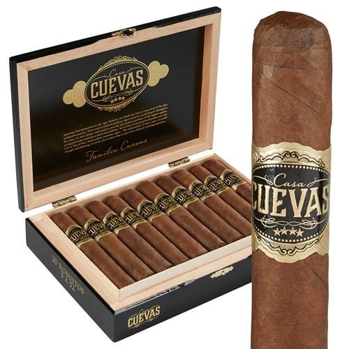 Casa Cuevas Maduro Toro (6x50 / Box of 20)