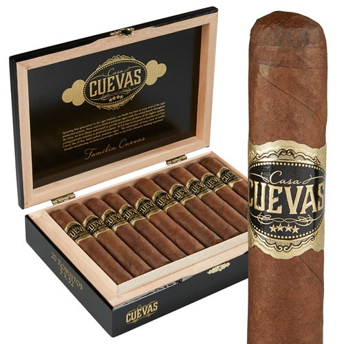 Casa Cuevas Maduro Robusto (5x52 / 5 Pack)