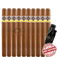 Aladino Churchill  (7x48 / 10 PACK SPECIAL) + Free Aladino Lighter + FREE SHIPPING ON YOUR ENTIRE ORDER!