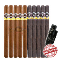 Aladino Elegante VS Elegante Maduro (7x38 / 7x38 / 10 PACK SPECIAL) + Free Aladino Lighter + FREE SHIPPING ON YOUR ENTIRE ORDER!