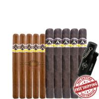 Aladino Petite Corona VS Robusto Maduro  (4x40 / 5x50 / 10 PACK SPECIAL) + Free Aladino Lighter + FREE SHIPPING ON YOUR ENTIRE ORDER!