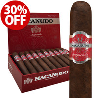 Macanudo Inspirado Red Toro (6x50 / Box 20)