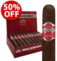 Macanudo Inspirado Red Box-Pressed Robusto (5x50 / Box 20)
