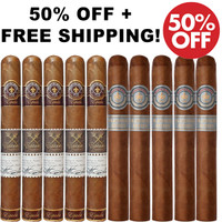 Montecristo Espada Vs. Platinum 10 Pack 50% Off (6x52 / 10 Pack) + FREE SHIPPING ON YOUR ENTIRE ORDER!