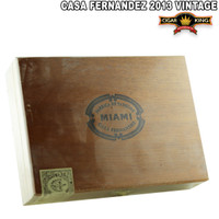 *SOLD OUT* Casa Fernandez Miami Petite Robusto [5 YEARS AGED / 2013] (4.5x52 / Box 15)