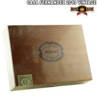 Casa Fernandez Miami Petite Robusto [5 YEARS AGED / 2013] (4.5x52 / 5 Pack)