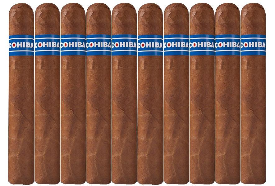 Cohiba Blue Clasico (6 x54 / 10 Pack)