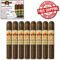 San Cristobal Revelation Leviathan (6.5x64 / 8 PACK SPECIAL) + FREE 3-PACK SAN CRISTOBAL QUINTESSENCE + JETLINE TORCH LIGHTER + FREE SHIPPING ON YOUR ENTIRE ORDER!