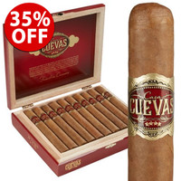 Casa Cuevas Habano Toro (6x50 / Box of 20) + FREE SHIPPING ON YOUR ENTIRE ORDER!