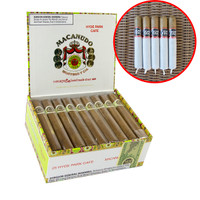 Macanudo Hyde Park (5.5x49 / Box 25) + FREE 5 pack of Cigar King Aged Reserve