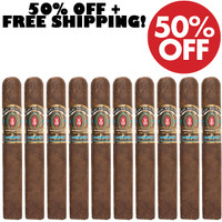 Alec Bradley Prensado Lost Art Gran Toro (6.25x52 / 10 Pack) + FREE SHIPPING ON YOUR ENTIRE ORDER!