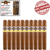 Aladino Rothchilde (4.5x48 / 10 Pack Special) + 3-Pack CK Aladino ORO + FREE SHIPPING ON YOUR ENTIRE ORDER!