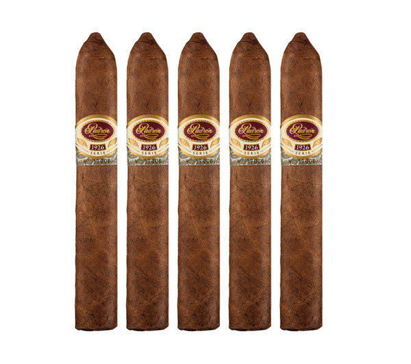 Padron Series 1926 No. 2 Belicoso Natural (5.5x52 / 5 Pack)