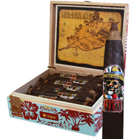 Island Jim San Andres Maduro Torpedo (6.5x52 / Box 21) + 25% OFF! (Product Ships On Or BEFORE 5/29)