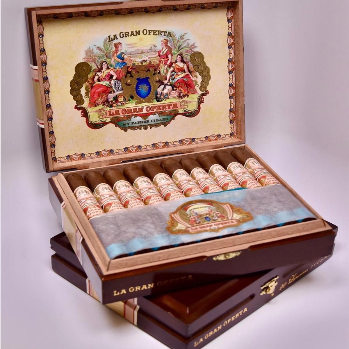 My Father La Gran Oferta Robusto (5x50 / Box of 20)