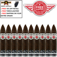 *SOLD OUT* Viaje Exclusivo Collectors Edition Leaded Short Perfecto 2018 (5x56 / 10 PACK SPECIAL) + 15% OFF RETAIL + FREE JET TORCH + FREE SHIPPING ON YOUR ENTIRE ORDER!