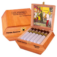Aladino Corojo Reserva Robusto (5x50 / Box of 20) + FREE SHIPPING ON YOUR ENTIRE ORDER!