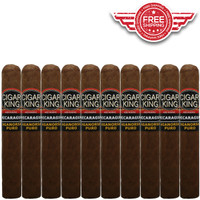 Cigar King Aged Reserve Nicaragua Torpedo Box Press (6x52 / 10 Pack Special) + FREE SHIPPING ON YOUR ENTIRE ORDER!