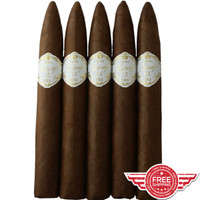 Tatuaje 15th Anniversary Miami Torpedo Grande Rosado Oscuro (5.5x52 / 5 Pack) + FREE SHIPPING ON YOUR ENTIRE ORDER!