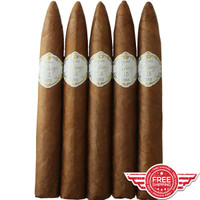 *SOLD OUT* Tatuaje 15th Anniversary Miami Torpedo Grande Rosado Claro (5.5x52 / 5 Pack) + FREE SHIPPING ON YOUR ENTIRE ORDER!