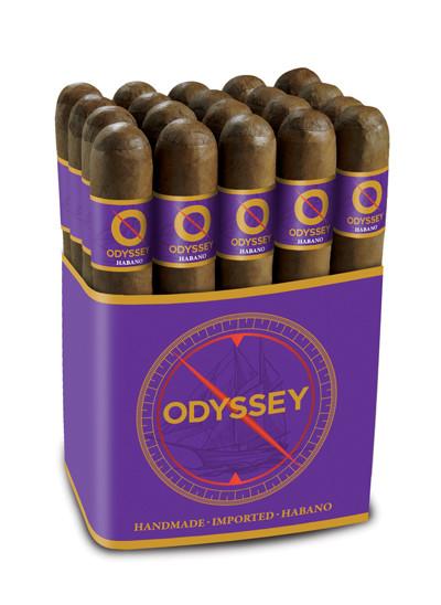 Odyssey Habano Robusto (5x50 / Bundle of 20)