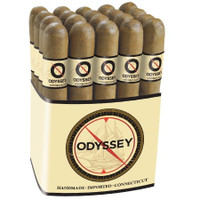 Odyssey Connecticut Robusto (5x50 / Bundle of 20)