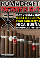RoMa Craft Factory Flight (10 PACK SPECIAL)
