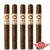 JDN Cinco Decadas El General (7x50 / 5 Pack) + 20% OFF RETAIL + FREE SHIPPING ON YOUR ENTIRE ORDER!