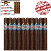 CAO Nicaragua Granada Toro (6x50 / 10 PACK SPECIAL) + 15% OFF DISCOUNT + 3-PACK FREE COHIBA ROBUSTO + FREE SHIPPING ON YOUR ENTIRE ORDER!