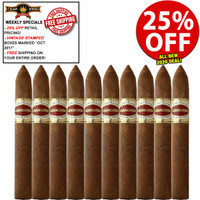 Casa Fernandez Buena Cosecha Corojo Box-Pressed Torpedo (6.25x54 / 10 PACK SPECIAL) + 25% OFF RETAIL! + FREE SHIPPING ON YOUR ENTIRE ORDER!