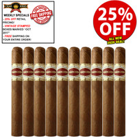Casa Fernandez Buena Cosecha Corojo Canonazo Toro (6x50 / 10 PACK SPECIAL) + 25% OFF RETAIL! + FREE SHIPPING ON YOUR ENTIRE ORDER!