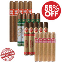 The Titans Of Industry Part Two (20 CIGAR FLIGHT SPECIAL) + 55% OFF + FREE SHIPPING ON YOUR ENTIRE ORDER!