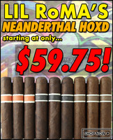 RoMa Craft Lil RoMas Neanderthal Hoxd Sampler (9 PACK SPECIAL)