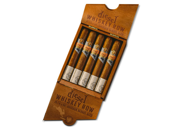 Diesel Whiskey Row Gigante (6x60 / Box of 25)