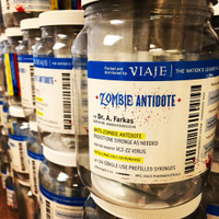 *SOLD OUT* Viaje Zombie Antidote Collector's Edition (6 1/4 x 44 / Jar Of 24)