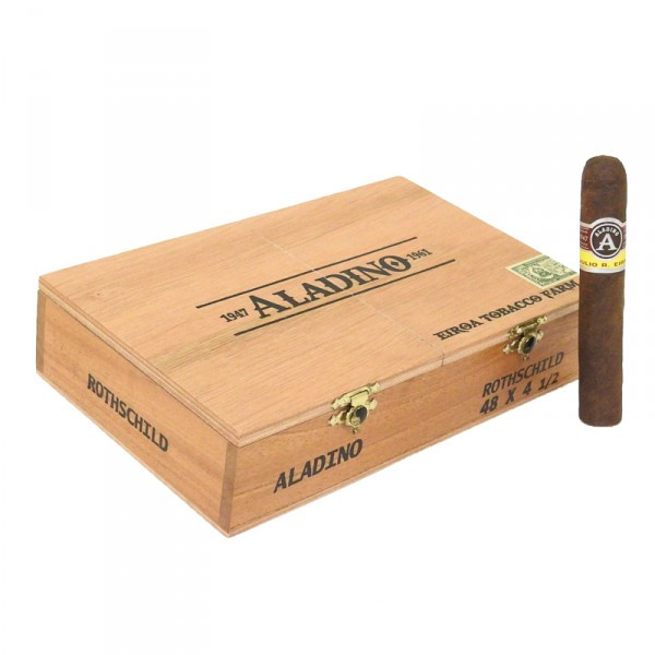 Aladino Rothschild (4.5x48 / Box of 20)