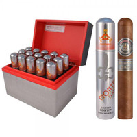 Montecristo Platinum Limited Edition Rothschild Tube box of 15 (5x50 / Box of 15)