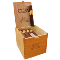 Oliva Serie G Cameroon Double Robusto (4.5x50 / Box 25)
