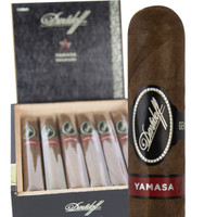 Davidoff Yamasa Robusto Tubos (5x50 / Box 12) + $100 Davidoff Ashtray + FREE SHIPPING ON DAVIDOFF BOXES!