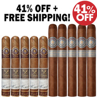 Montecristo Espada Robusto Vs. Platinum Toro 10 Pack 41% Off (5x50/ 6x52 / 10 Pack) + FREE SHIPPING ON YOUR ENTIRE ORDER!