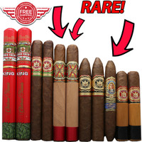 Arturo Fuente Destino Al Siglo Amor vs Perfecxion X (11 Pack Sampler Special) + FREE SHIPPING ON YOUR ENTIRE ORDER!