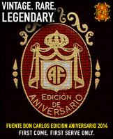 Arturo Fuente Don Carlos Edicion de Aniversario 2015 Robusto (5.2x50 / 5 Pack)
