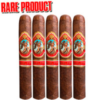 Don Carlos God Of Fire 2015 Double Robusto (5.7x50 / 5 Pack)