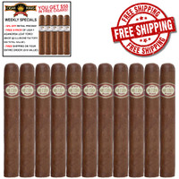 Illusione Fume D'Amour Capistranos (6x56 / 11 PACK SPECIAL) + FREE 5-PACK LIGA-1 CK AGANORSA LEAF TORO + FREE SHIPPING ON YOUR ENTIRE ORDER!