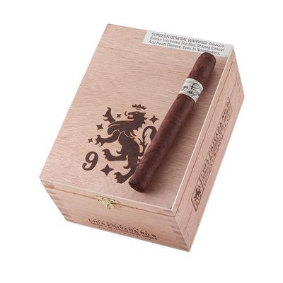 Liga Privada No. 9 Corona Viva (6x46 / Box 24) *NEW SIZE*