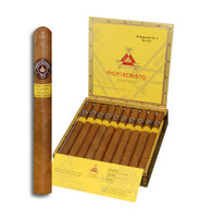 Montecristo Classic Toro (6x52 / Box 20) + 12 FREE CIGARS + FREE SHIPPING ON YOUR ENTIRE ORDER!