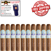 Diamond Crown Julius Caeser Robusto (4.75x52 / 10 PACK SPECIAL) + 10% OFF + DIAMOND CROWN TUMBLER ($35 VALUE) + FREE SHIPPING ON YOUR ENTIRE ORDER!