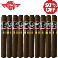 Cigar King Oro By Aladino Eiroa Maduro Gran Toro (7x52 / 10 PACK SPECIAL) + FREE SHIPPING ON YOUR ENTIRE ORDER!