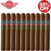 Cigar King Oro By Aladino Eiroa Habano Gran Toro (7x52 / 10 PACK SPECIAL) + FREE SHIPPING ON YOUR ENTIRE ORDER!